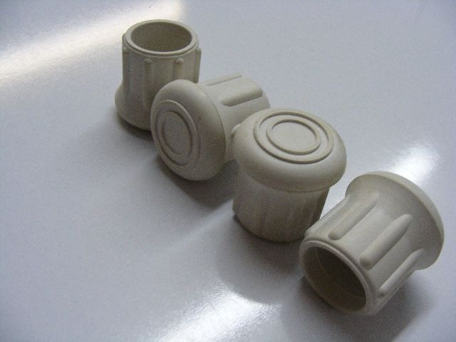 """Taylor Made Rubber Boat Chair Tips Fits 1/"""" Tubing 96025 Marine MD"""