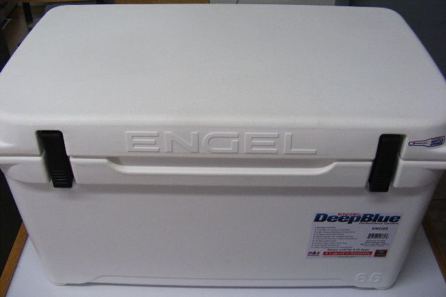 Engel DeepBlue Cooler Ice Box 58 Quarts ENG65 White Color Marine Boat Seat MD & Engel DeepBlue Cooler Ice Box 58 Quarts ENG65 White Color Marine ... Aboutintivar.Com