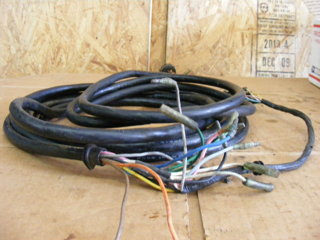 sd17120 yamaha harness wire engine cable 22 8 pin outboard yamaha wire harness cable 22\