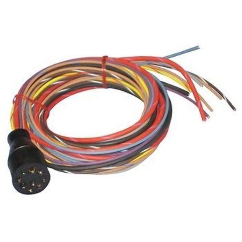 NIB Crusader 50L 57L Wire Harness 9Pin Round 619906R Indmar – Indmar Wiring Harness