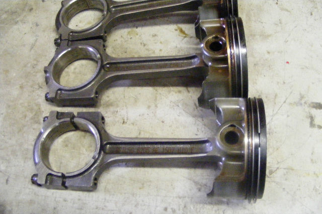 Yamaha 350hp outboard piston and rod 6AW-W1164-01-00
