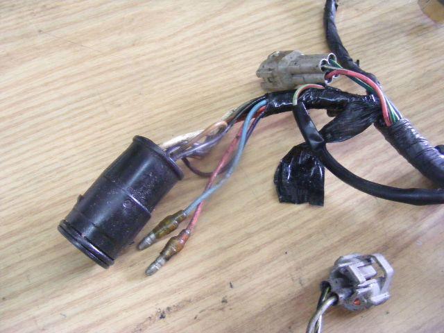 suzuki wire harness harley chopper wire diagram 7 wire harness suzuki df 90-100-115-140 hp wire wiring harness 36610 ...