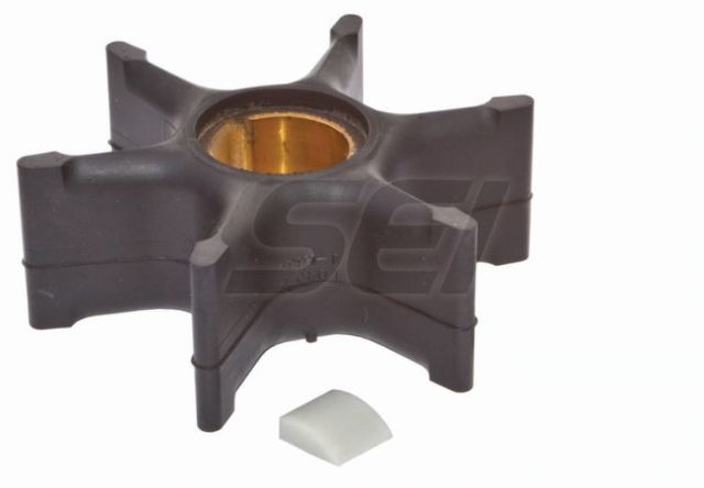 Johnson Evinrude Impeller with Key 0435821 Outboard Lower Unit EI