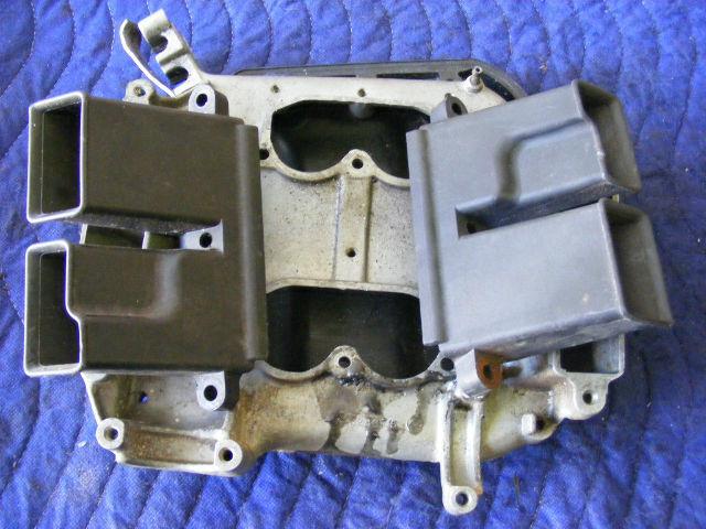 Johnson Evinrude 328375 325335 Air Silencer Attenuator 88-100-115-140 HP 84-87