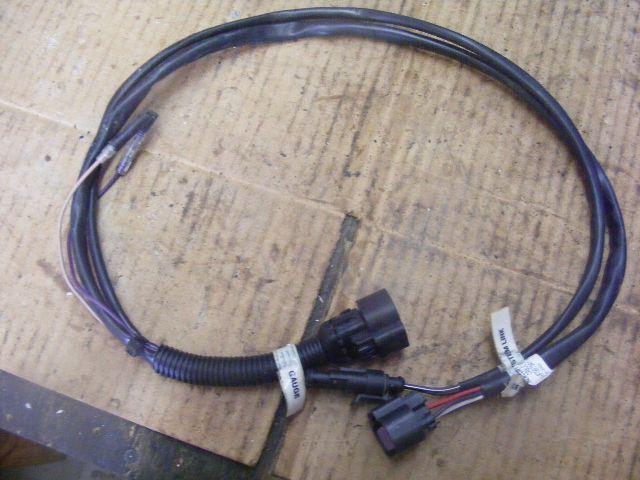Teleflex Tach Wiring