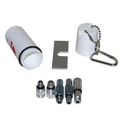 NIB Lower Unit Oil Filler Adapter Kit Yamaha Suzuki