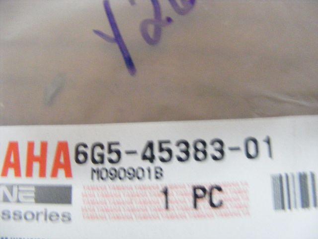 NEW OEM Yamaha  6G5-45383-01 Lock Tab Washer Claw