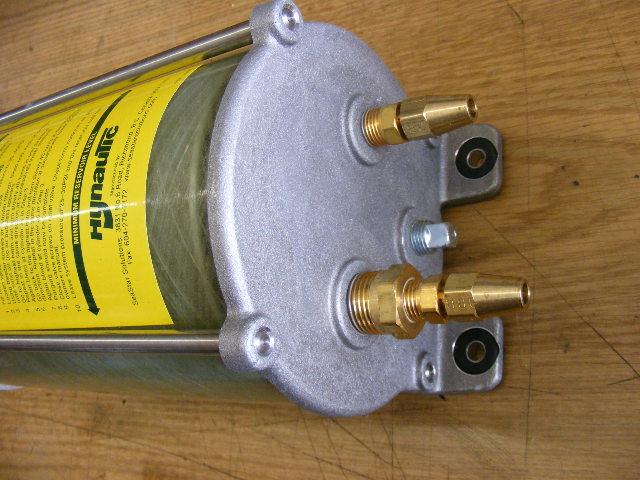 Details about Teleflex SeaStar Hynautic Hydraulic power Steering Reservoir  2 Quart HP5810HY MD