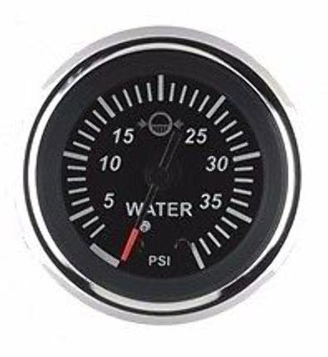 "OUTBOARD WATER PRESSURE GAUGE KIT UNIV 2/"" 30PSI 678-12810 FARIA BOAT ENGINES"