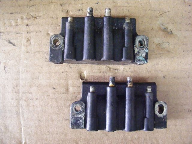 Johnson Evinrude Ficht 200 225 hp Ignition Coil Assembly 586333