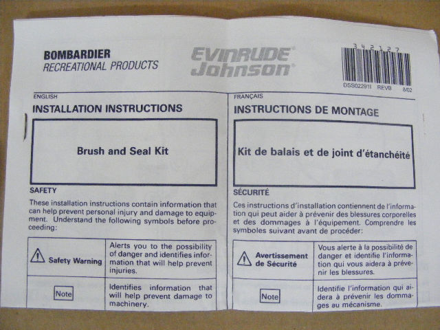 Details about NEW Johnson Evinrude Stator Test Adaptor 5006211