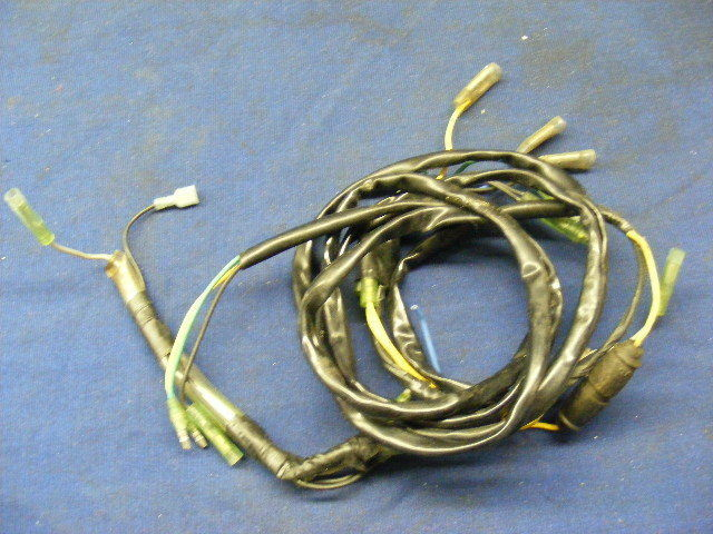 Yamaha Gauge Cable Wire Wiring Harness 8\' Single Fuse 6Y5-83553 ...