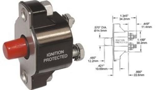 crusader engine starter wiring diagram mercruiser circuit breaker 50 amp 11178a01 volvo omc crusader  circuit breaker 50 amp 11178a01 volvo