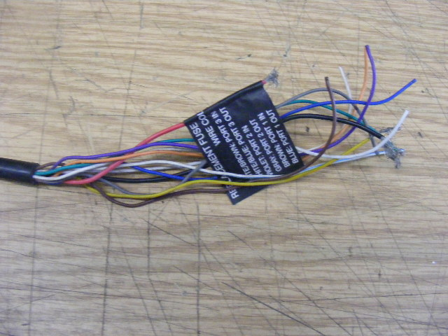 Details about Yamaha Outboard Engine Cable Harness Extension 12-Pin on
