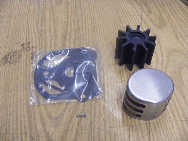 Gasket Water Pump Adapter  OMC Cobra 1986-1994 911698