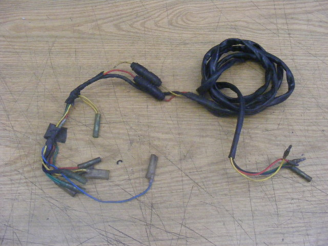 Details about Yamaha Outboard Gauge Wiring Power Harness w/ Red Cable on toyota wiring harness, sea-doo wiring harness, yamaha engine wiring harness, caterpillar wiring harness, honda outboard wiring harness, yamaha stator coil, force outboard wiring harness, omc wiring harness, outboard motor wiring harness, boston whaler wiring harness, motorcycle wiring harness, yamaha wiring diagram, yamaha blaster carburetor diagram, general motors wiring harness, alternator wiring harness, carolina skiff wiring harness, yamaha rhino wiring harness, ford wiring harness, suzuki outboard wiring harness, volvo penta wiring harness,
