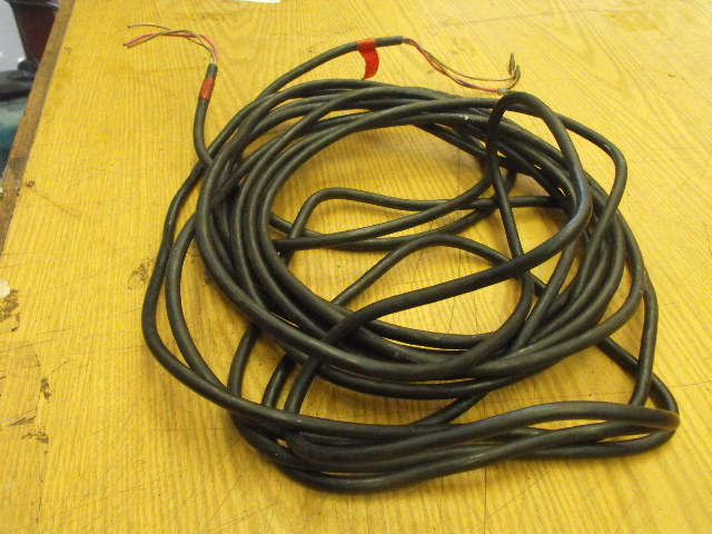 yamaha outboard gauge power cable 3 wire wiring harness fused & cut yamaha outboard hoods yamaha outboard gauge power cable 3 wire wiring harness fused & cut 15'