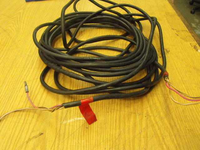 yamaha outboard gauge power cable 3 wire wiring harness fused & cut yamaha outboard digital gauges click thumbnails to enlarge