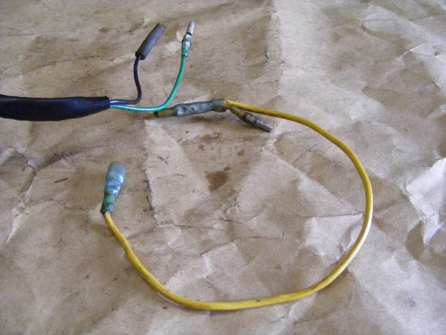 Details about Yamaha Outboard Ignition & Instrument Wiring Harness on