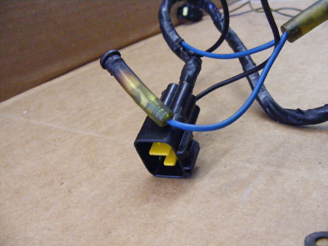 details about yamaha outboard 200 225 250 engine cable harness wiring wire 66k 82590 00 00 Yamaha Outboard Throttle Cable