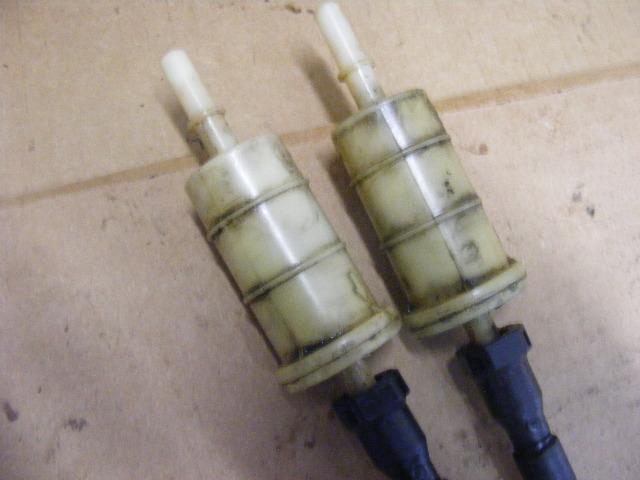 Mercury Verado 200-225-250-275 HP High Pressure Fuel Hose 887758 887757