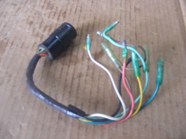 Engine Cable Tilt Harness for Nissa Tohatsu 25-30 HP Outboard NSF32A on mariner outboard wiring, yamaha outboard wiring, suzuki outboard wiring,