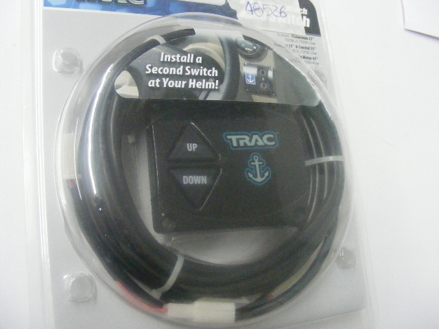 Trac anchor winch second switch kit with 16 cable connector 4 trac anchor winch second switch kit with 16 cable connector 4 screw t10115 md sciox Choice Image