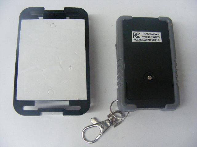 TRAC Anchor Winch Wireless Remote Kit With storage bracket T10116 MD