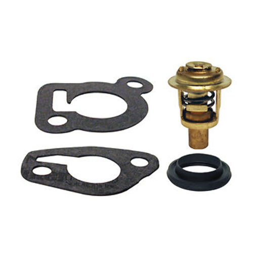 8 Thermostat Kit for Mercury 6 20 9.9 15 25 hp 120° 14586A3 18-3549