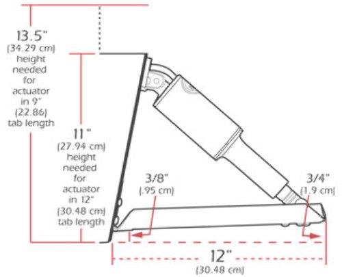 Lenco 15017101 Edgemount KIT 12Lx18W Trim Tab w 20 Harness wo – Lenco Trim Tab Wiring Diagram