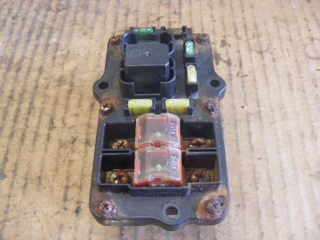 yamaha f-150 hp fuse box assy 63p-82170-00-00 outboard pbt-gf-30