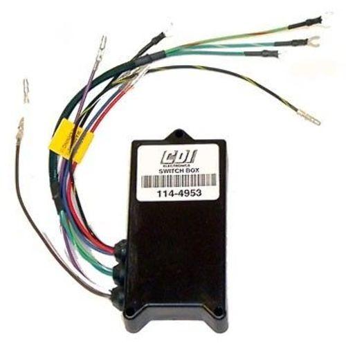 Mercury 70-90HP L3 Switch Box 1994-1995 18495A26 18495A19 18495A12