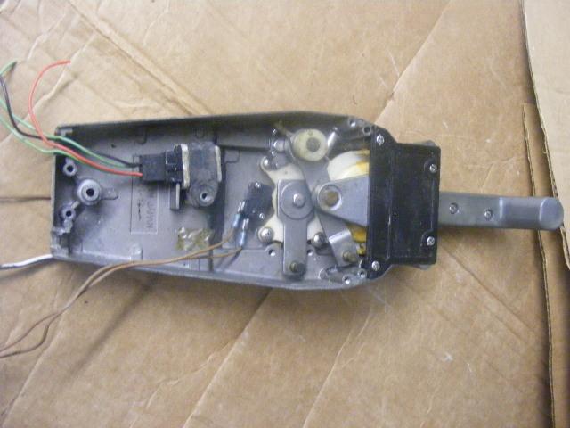 Yamaha binnacle top mount control box trim switch outboard for Yamaha outboard motor mount