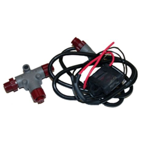 Lowrance Simrad NMEA2000 Power Cable POWER CABLE ONLY N2K-PWR-RD