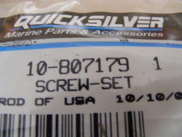 NEW Mercury Mariner Quicksilver Screw Drive 10-42975 Outboard