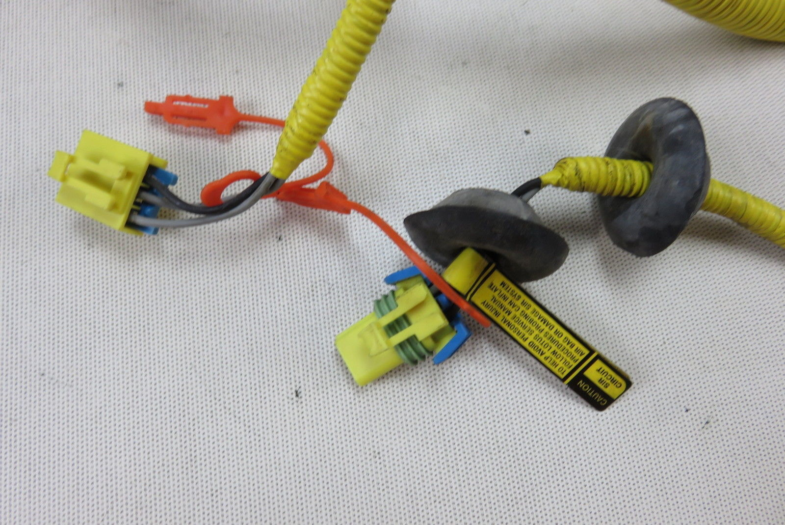 airbag wiring harness 02 lotus esprit airbag system srs air bag wiring harness s auto  02 lotus esprit airbag system srs air