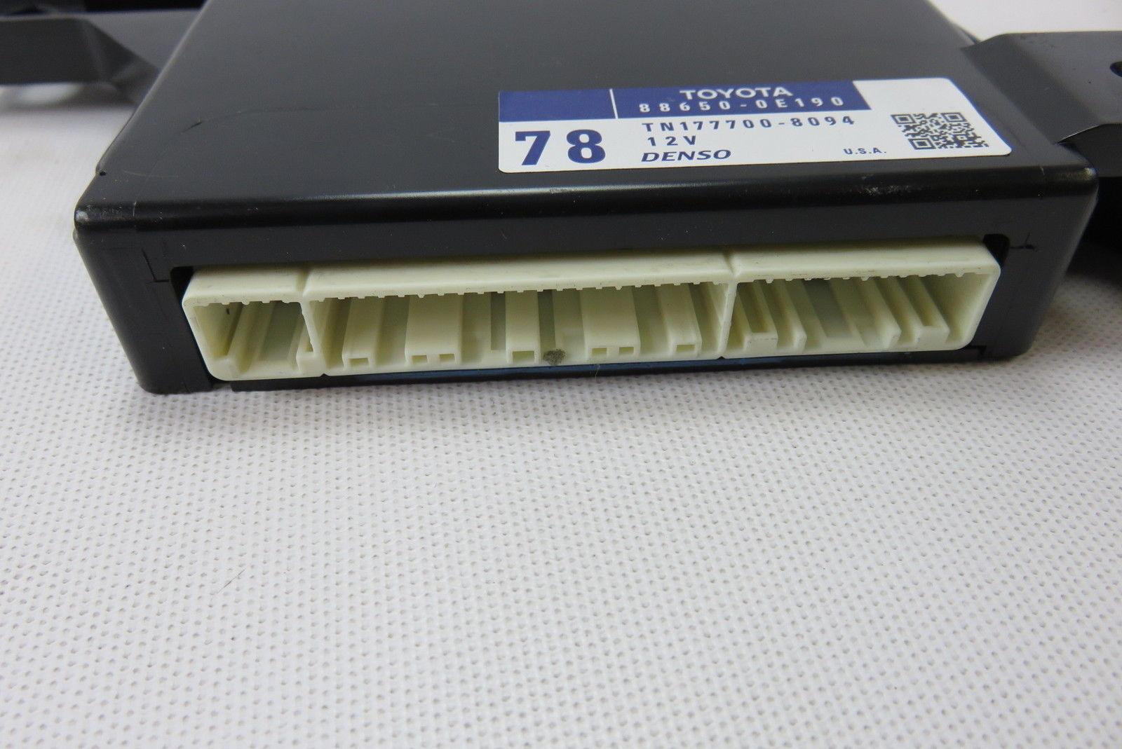 Lexus Rx 350 Ecm