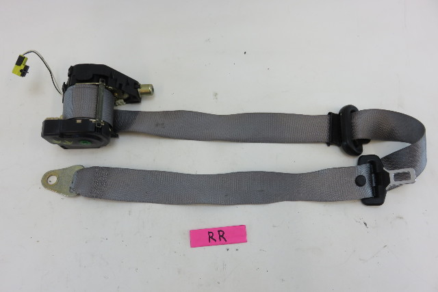 Mercedes W463 G500 G55 seat belt black right front