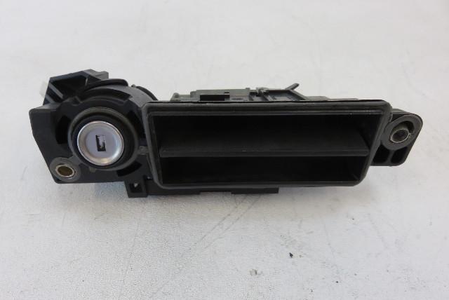 01-09 Mercedes W203 C230 CLS500 E500 Trunk Lid Lock Latch Handle 2037500893 OEM