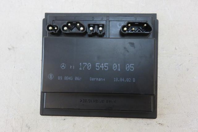 mercedes r170 slk230 slk320 module, fuse box 1705450105 ebay Mazda Rx8 Fuse Box Mercedes Benz Slk 230 Fuse Box #18