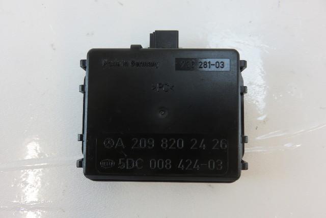 Mercedes W220 S430 S500 sensor, rain wiper 2098202426