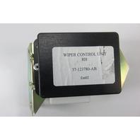 03 Aston Martin DB7 wiper system control module 37123780