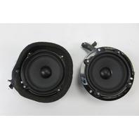 03 Aston Martin DB7 front door speaker set (2) speakers