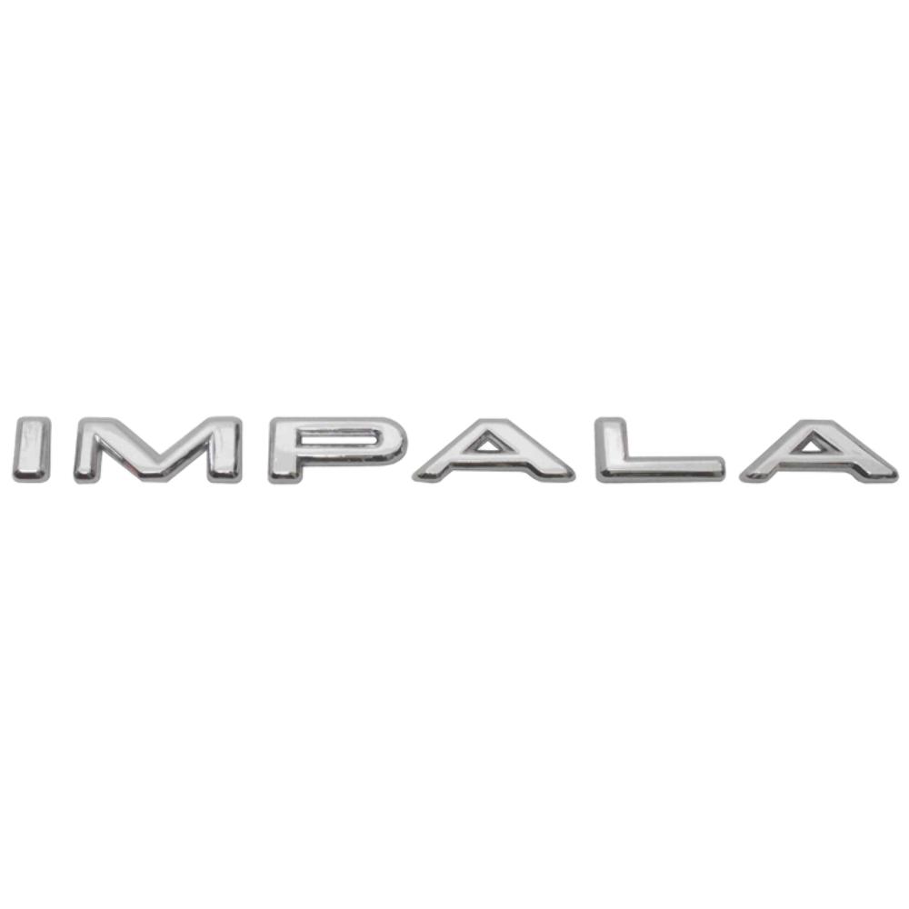 1964 chevy chevrolet impala letter set script emblem badge 1964 chevy chevrolet impala letter set script emblem badge buycottarizona Images