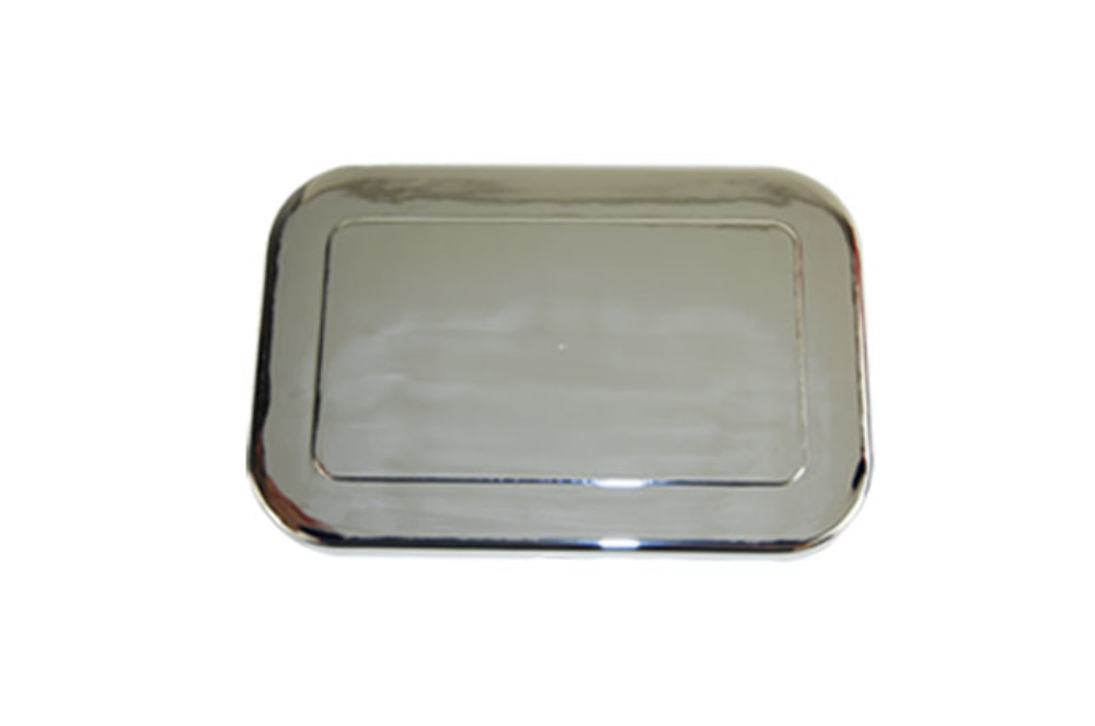 Chrome Master Cylinder Cover Late Model Chevy GM Pontiac Cars 1988 ...