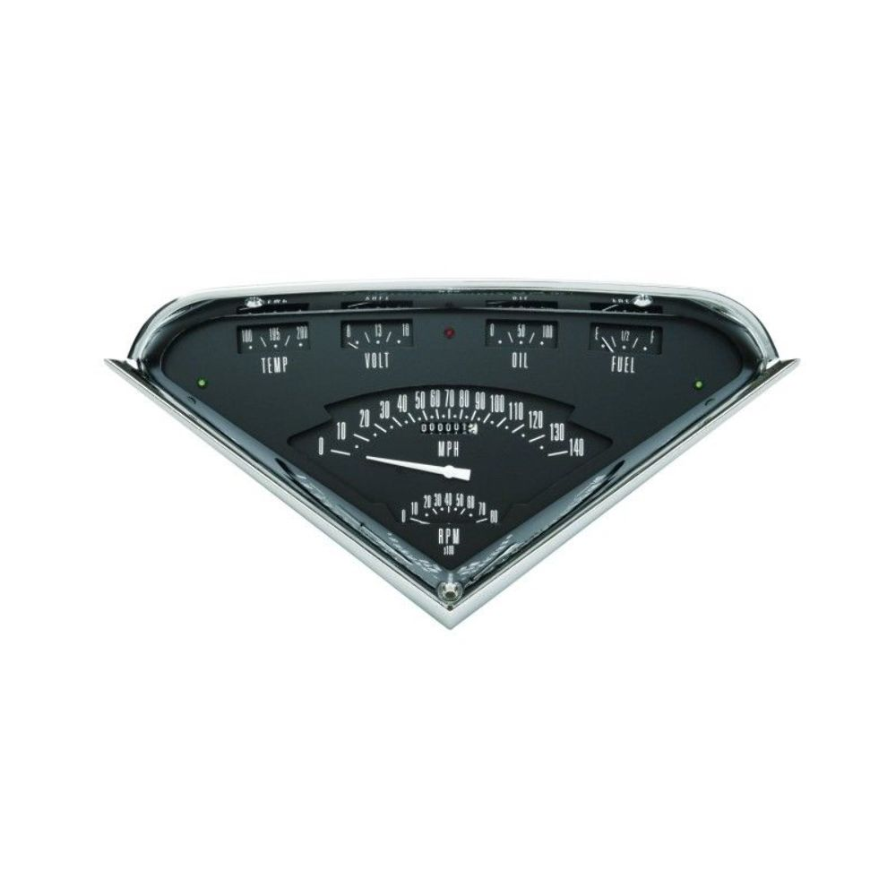 Classic Instruments 1955-1959 Chevy Truck Tach Vintage Gauge Package