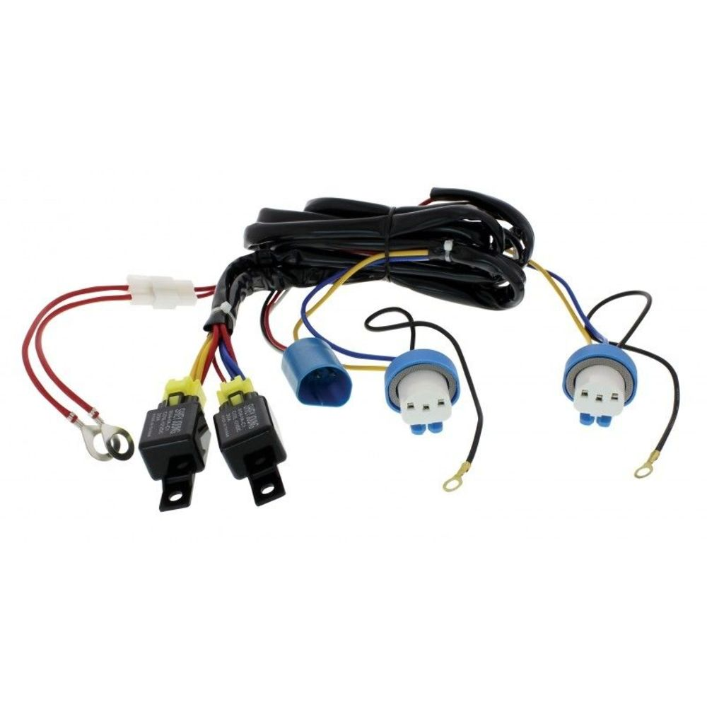 Headlight Wiring Harness Kit Schematics Diagrams 2009 Pontiac G6 Upi 34265 9007 Relay Ebay Rh Com For 1968 Camaro 2014