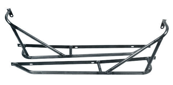 VW BUG BAJA BUGGY EMPI HI- MOUNT BAJA SIDE BARS 3/4 TUBE RAW ,PAIR ...