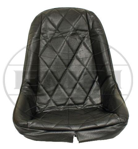 MOLDED FOAM PADS 4671 VW BUG TYPE 1 65-67 FOAM FRONT SEAT BACKREST /& BOTTOM