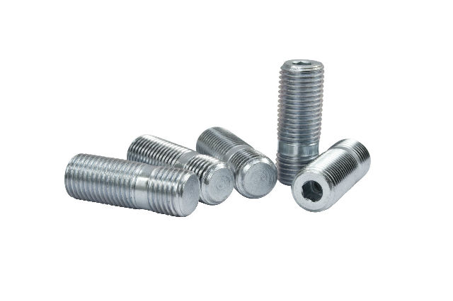 Pirate Mfg Wheel Studs, M12-1.5, Set of 5, Compatible with Bug Buggy Sand Rail